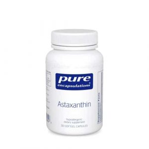 Astaxanthin 120sg by Pure Encapsulations