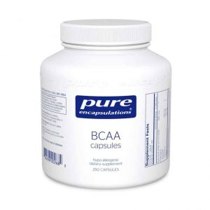 BCAA Capsules 250 caps by Pure Encapsulations