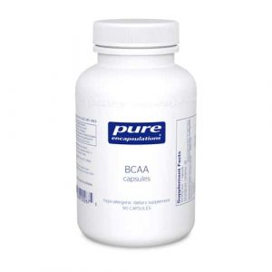 BCAA Capsules 90c by Pure Encapsulations