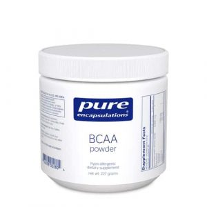 BCAA Powder 227g by Pure Encapsulations