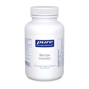 Bacopa Monniera 180c by Pure Encapsulations