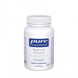 Balanced Immune 60 caps by Pure Encapsulations