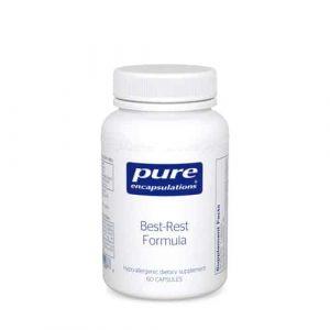 Best-Rest Formula 60c by Pure Encapsulations