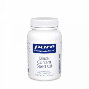 Black Currant Seed Oil 100sg by Pure Encapsulations