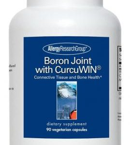 Boron Joint With Curcuwin 90vcaps By Allergy Research Group