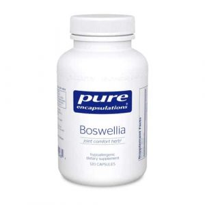 Boswellia 120c by Pure Encapsulations