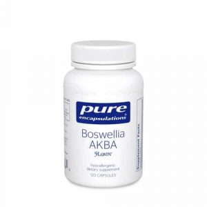 Boswellia AKBA 60 vcaps by Pure Encapsulations