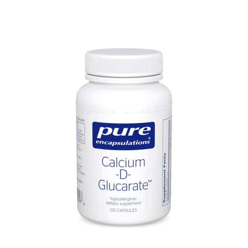 Calcium-d-Glucarate 500 mg 120 vcaps by Pure Encapsulations