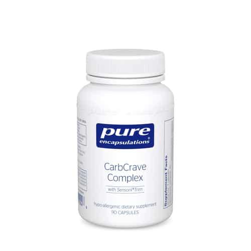 CarbCrave Complex 90c by Pure Encapsulations
