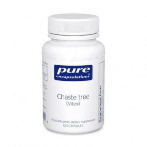 Chaste tree (Vitex) 120c by Pure Encapsulations