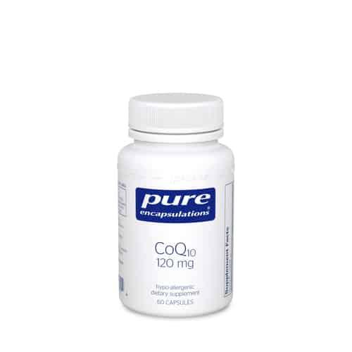 CoQ10 120mg 60c by Pure Encapsulations