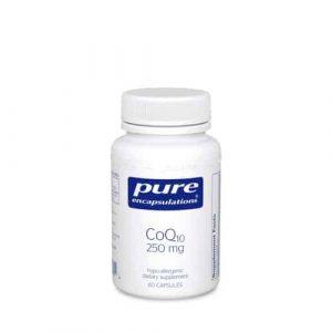 CoQ10 250mg 60c by Pure Encapsulations