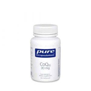 CoQ10 30mg 120c by Pure Encapsulations