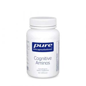 Cognitive Aminos 120vcaps by Pure Encapsulations