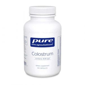 Colostrum [40% IgG] 90c by Pure Encapsulations