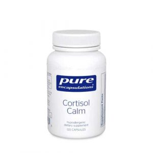 Cortisol Calm 120c by Pure Encapsulations