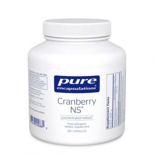 Cranberry NS (Concentrated Extract) 180c by Pure Encapsulations