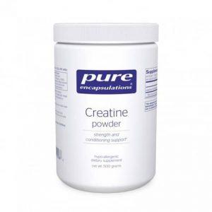 Creatine Powder 250g by Pure Encapsulations