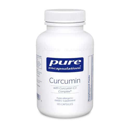 Curcumin 120c by Pure Encapsulations