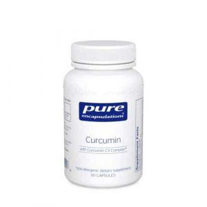 Curcumin 60c by Pure Encapsulations