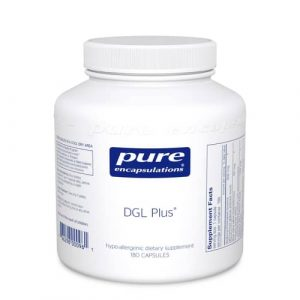 DGL Plus 180c by Pure Encapsulations