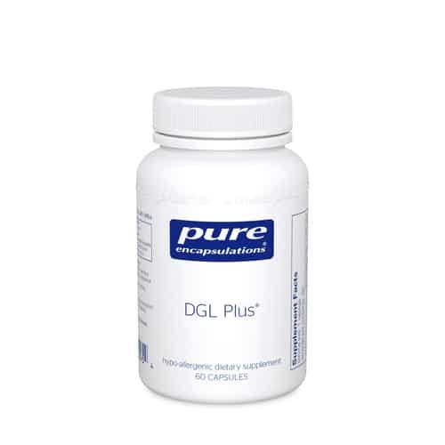 DGL Plus 60c by Pure Encapsulations