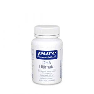 DHA Ultimate 60sg by Pure Encapsulations