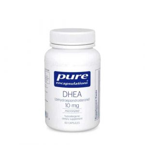 DHEA 10mg 60c by Pure Encapsulations