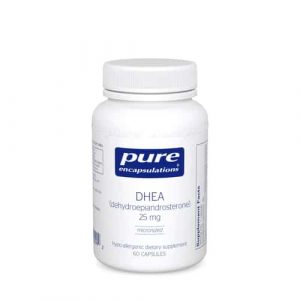 DHEA 25mg 60c by Pure Encapsulations