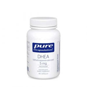 DHEA 5mg 180c by Pure Encapsulations