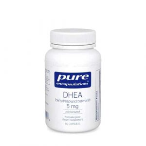 DHEA 5mg 60c by Pure Encapsulations