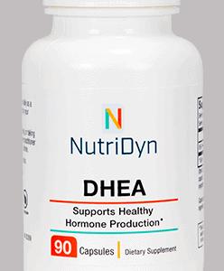 Dhea 90 Caps By Nutri Dyn