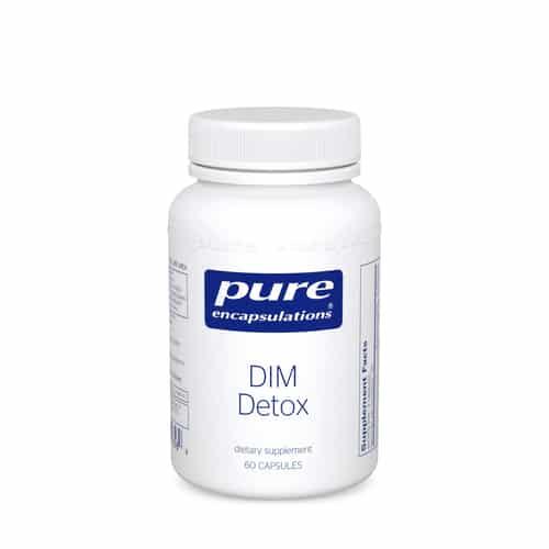 DIM Detox 60c by Pure Encapsulations