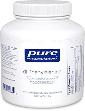 DL-Phenylalanine 180c by Pure Encapsulations