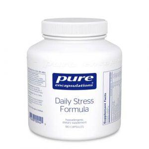 Daily Stress Formula 180c by Pure Encapsulations