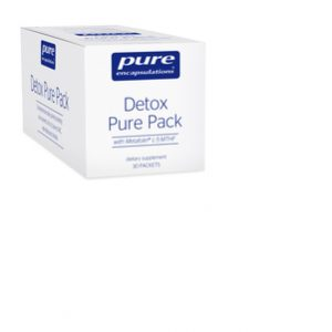 Detox Pure Pack 30 packets by Pure Encapsulations