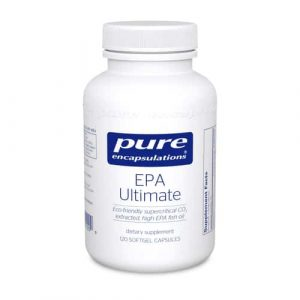 EPA Ultimate 120sg by Pure Encapsulations