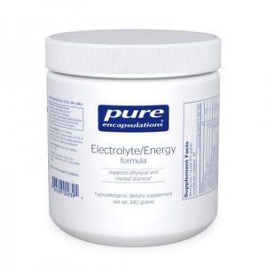 Electrolyte/Energy Formula 340g by Pure Encapsulations