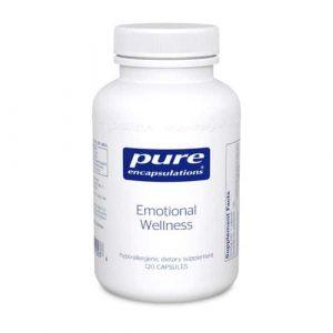 Emotional Wellness 120c by Pure Encapsulations