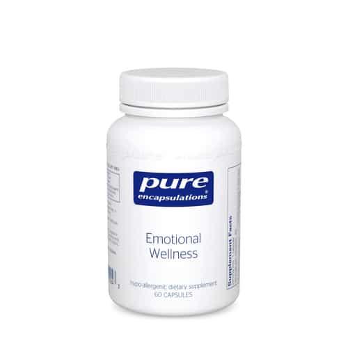 Emotional Wellness 60c by Pure Encapsulations