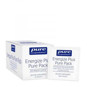 Energize Plus Pure Pack 30 packets by Pure Encapsulations