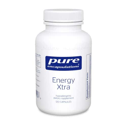 Energy Xtra 120c by Pure Encapsulations