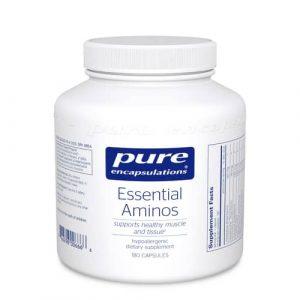 Essential Aminos 180caps by Pure Encapsulations
