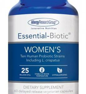 Essential Biotic Women's 60 Vcaps By Allergy Research Group