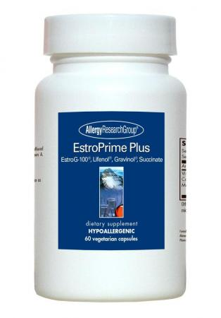 Estroprime Plus 60 Vcaps By Allergy Research Group