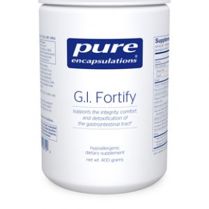 G.I. Fortify 400 grams by Pure Encapsulations
