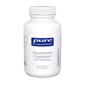 Gluco + Chond w/ Manganese 120c by Pure Encapsulations