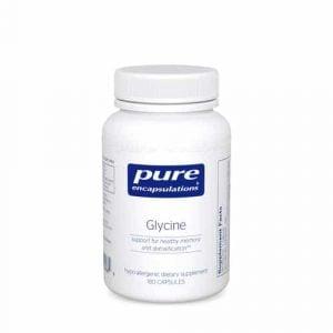 Glycine 180c by Pure Encapsulations