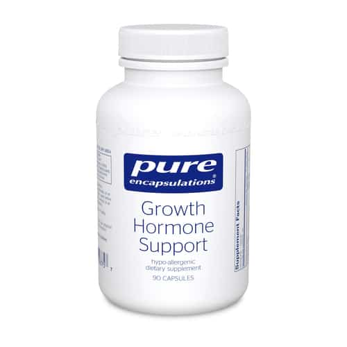 Growth Hormone Support 90's by Pure Encapsulations