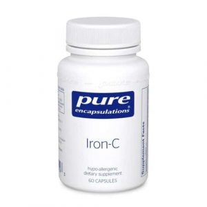 Iron-C 60c by Pure Encapsulations